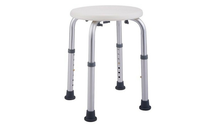 Brilliant Up To 75 Off On New Medical Shower Chair Adju Groupon Onthecornerstone Fun Painted Chair Ideas Images Onthecornerstoneorg
