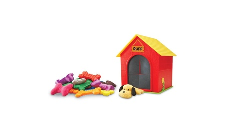 Learning Resources LER9079 Ruffs House Teaching Tactile Set 482f928d-38f6-44af-8a80-2ff21b8df332