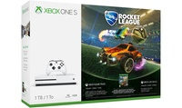 Xbox One S 1TB Console Rocket League Blast-Off Bundle