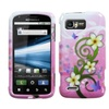 Insten Tropical Flowers Phone Case For Motorola: Mb865 (Atrix 2)