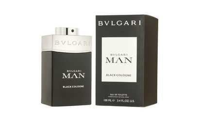 Shop Groupon Bvlgari Man Black Cologne 3.4 oz   100 ml Eau De Toilette 3959f52591