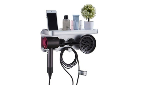 Magnetic For Dyson Supersonic Hair Dryer Accessories Wall Mount Holder Hanger