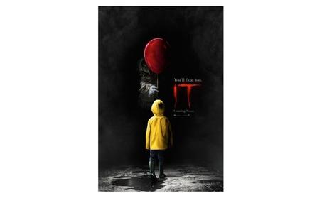 It ( DVD 2017) Drama, Horror, Thriller -Brand New & Sealed