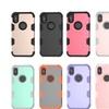 iPhone X Case Hybrid Heavy Duty Shockproof Full-Body Protective Case
