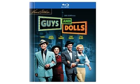 Guys and Dolls (BD Book) b82b851c-b7e0-46de-804b-3435f3bd7e52