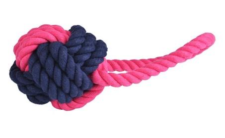 Tough Chew Durable Dog Rope Toy Pet Cute Activity Toys Tug Ball 6becdbe3-456a-4fdb-b175-a803b1ee8e3a