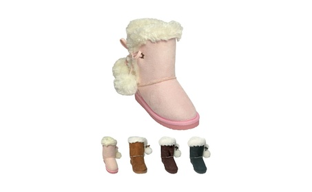 Dawgs Toddler Side-Tie Boots 07529b04-b514-4f02-986a-8d9034ff8313