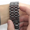 New Cool Lava LED Backlight Style Wrist Watch