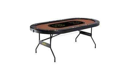10 Player Poker Table 179da3a6-f4a6-4a8c-9630-b900fdaf9497