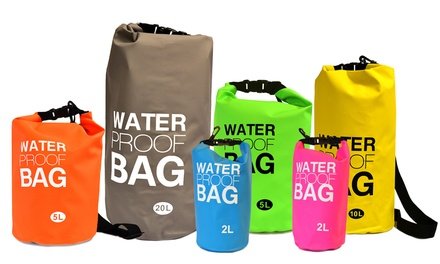NuPouch Heavy-Duty Waterproof Dry Bag