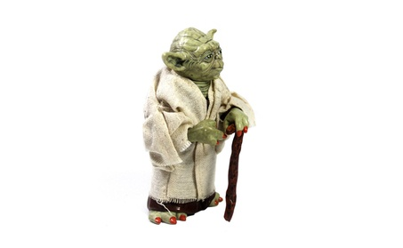 Masterpiece Star Wars Toy Yoda Doll Model Plastic Action Toy Kid Gift f234fccb-5119-4ab3-9ffc-32447d803ed3