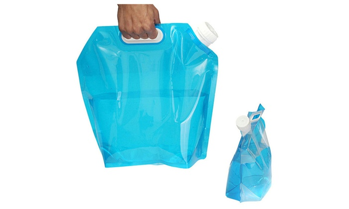Etcbuys Outdoor 5L Portable Water Container/Bag