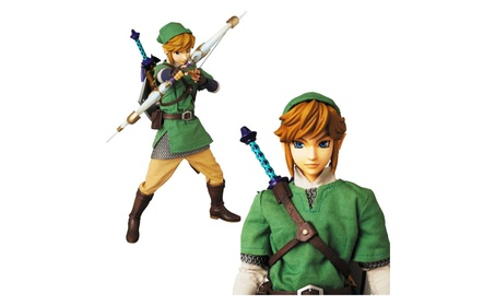 Legend of Zelda Real Action Hero Link Skyward Sword 1:6 Scale Figure b2babb54-5f4f-412d-8005-2307c9e086e1