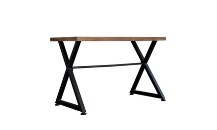 Contemporary Industrial Computer Desk/Hallway Decor Nova Table