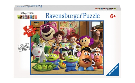Ravensburger Disney Pixar™ Toy Story: Lineup of Friends 10574 dcc58d55-77e2-43b6-b34c-044b698c27d1