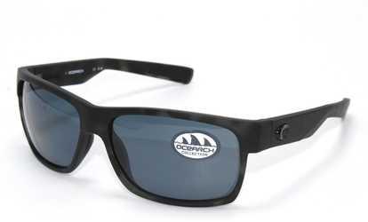 5087ef2663d4d Shop Groupon Costa Del Mar Half Moon Ocearch Sunglasses Tiger Shark   Gray  580P Polarized