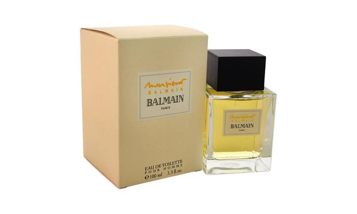 155d26eb Pierre Balmain Monsieur Balmain Men EDT Spray | Groupon