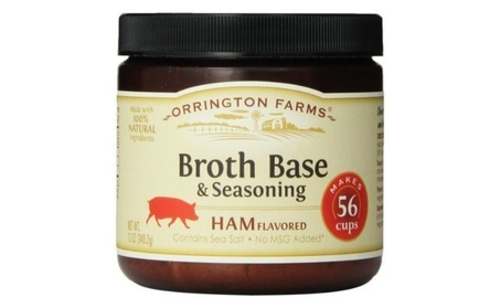 Orrington Farms Base Grnlr Ham Nat-12 Oz -Pack Of 6 f9efe83b-0bff-4793-9a42-d6eb4ebaced5