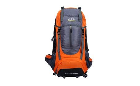 Outdoor Sports Waterproof Hiking Climbing Camping Backpack 43921bf7-cf34-444c-b9c3-805c1ee583ba