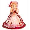 "Cherish Crafts 38"" Victorian Porcelain Doll 'Adele'"