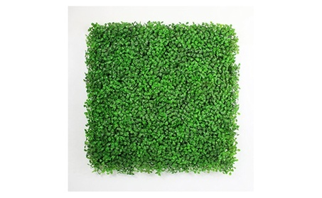 Artificial Boxwood Hedge Mat for Indoor/Outdoor Decor f9dfd93c-7f8c-4e6a-9ef7-0c4ccfaf7b07