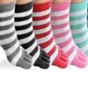 Striped Toe Socks 6 Pair