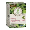 Traditional Medicinals Organic Raspberry Leaf Tea, Pack of 6