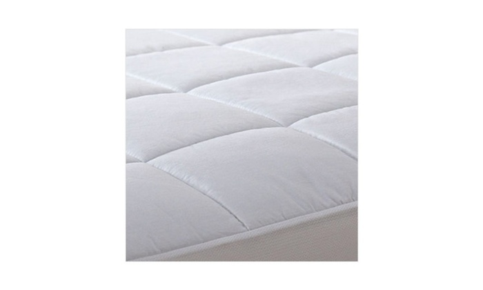 Sunbeam Premium Luxury Quilted Electric Heated Mattress Pad King