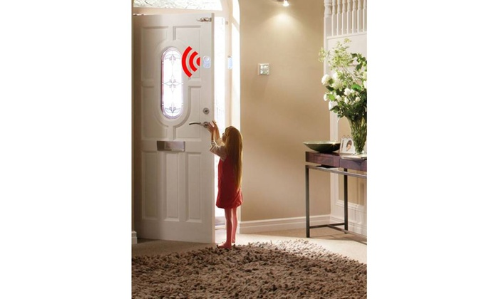 Up To 50 Off On Door Window Entry Alarm 4 Groupon Goods