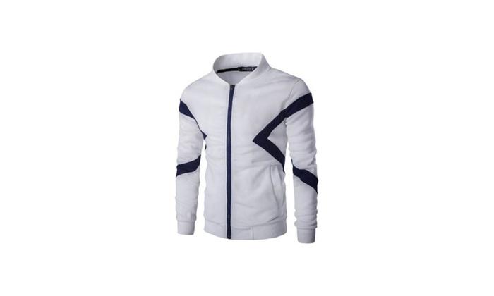 Men's Casual Regular Fit Simple Long Sleeve Sweatshirt