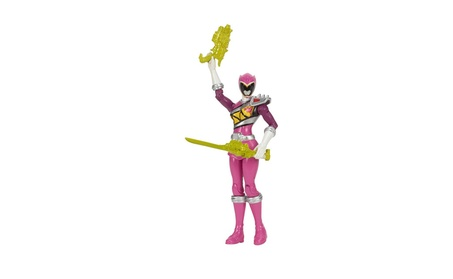 "Power Rangers Dino Charge - 5"" Pink Ranger Action Hero 87cbaf55-3f58-45b0-b7a0-ff2a60f08128"
