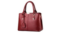 Women Top Handle Satchel Handbags Tote Purse (Blueshy) photo