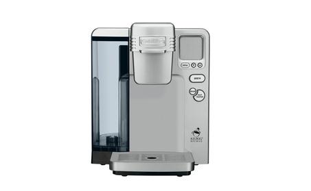 Cuisinart SS-700 Single Serve Brewing System, Silver e85b71ca-dbef-4cdb-9cb6-352cd197da47