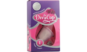 DivaCup Model 1 Pre-Childbirth