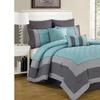 Spain 8Pc Comforter Set King