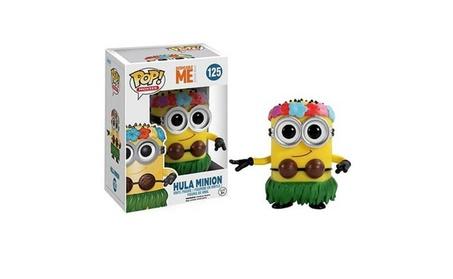Despicable Me Movie Hula Minion Pop! Vinyl Figure - Yellows 0dd96945-6ed3-439b-a872-bb744cb9438e