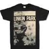 "Bravado Adult Linkin Park ""Perspective On Black"" Black Tee Shirt"