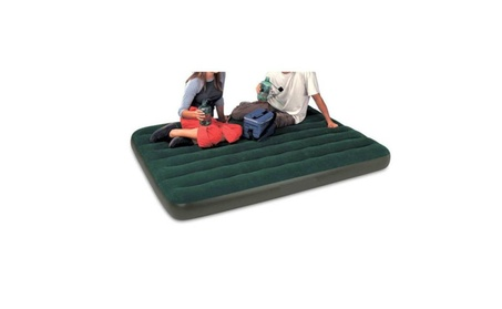 Camping Airbed Mattress Rugged Outdoor Sleeping with Handheld Pump 57a2a1e6-7697-45e8-9530-a46fb616980c