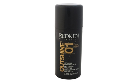 Redken Outshine 01 Anti-Frizz Polishing Milk ca5a210f-2d2e-433e-9aad-16bd4f2b6332