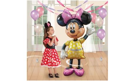 """54"""" Disney Minnie Airwalker Jumbo Balloon Party Supplies a5d2cdd1-ce55-437e-8c7d-decf6858fbae"""