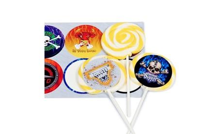 Monster Jam 3D Deluxe Lollipop Favor Kit Party Supplies d2750de2-6264-40ed-8fe4-26950c4595cd