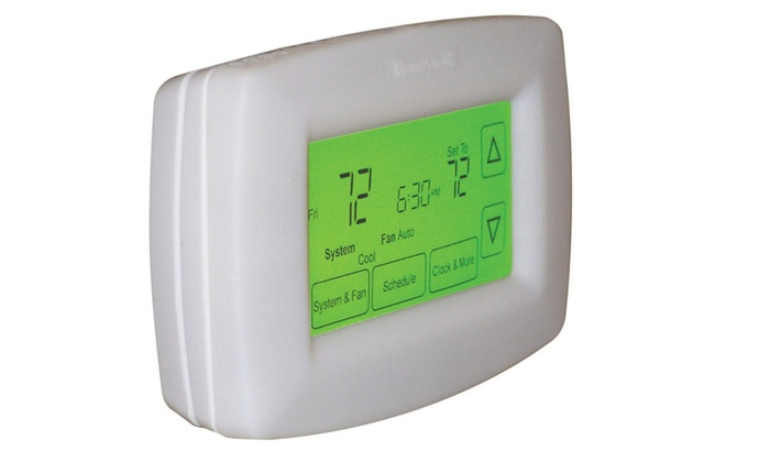 Honeywell RTH7600D1030/E1 Digital Programmable Thermostat