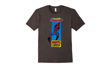 Marvel Comics Amazing Spider-Man Graphic T-Shirt eda13cac-a580-45b8-acbf-808b3c10881a