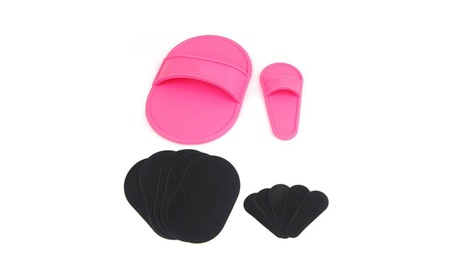 Hair Removal Pad Set, 4 Piece, ( Pack of 2), Bikini Body Ready 26ed21e5-9067-49f4-ae7f-8fd9ebb8a928