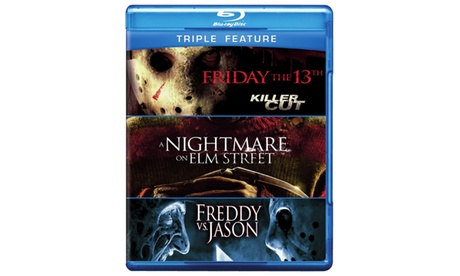 FRIDAY THE 13TH/ NIGHTMARE ON ELM STREET/ FREDDY VS. JASON 9c5b742e-a0b7-43bf-a9bf-884b21f3b5ad