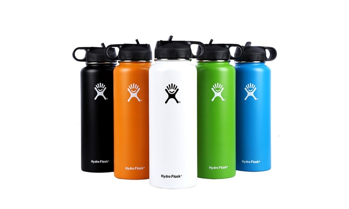 Up To 50% Off on Hydro Flask Stainless Steel S    | Groupon