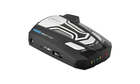 Cobra SPX955 14-Band Radar and Laser Detector (Refurbished) 4559363e-278f-4f53-a42a-385abe552f61