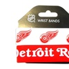 NHL Detroit Red Wings Rubber Wrist Band Set