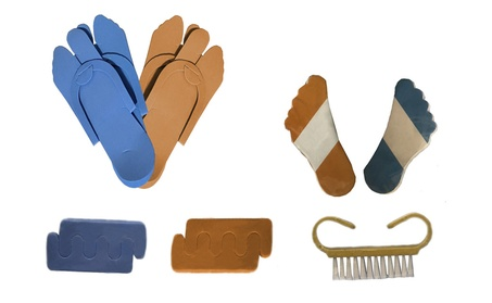 All-in-One Durable Pedicure Set for Beautiful Feet Look b4d82c93-a826-4258-96ca-70b5284f4540