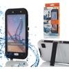 Samsung Galaxy S6 Waterproof Case,IP-68 waterproof Shockproof Cover